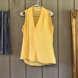 Rose and olive small Yellow tank